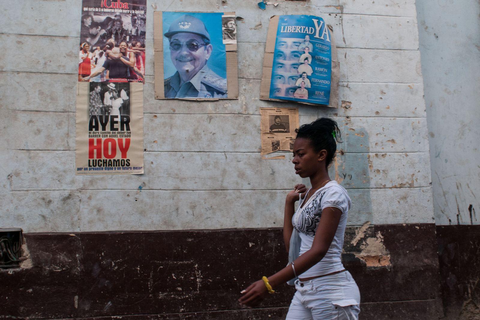 Kuba / Machtwechsel