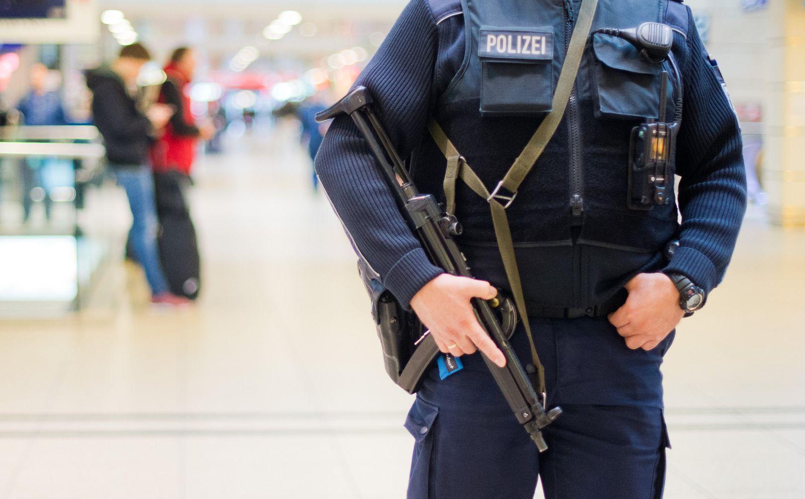 Bundespolizist Hannover