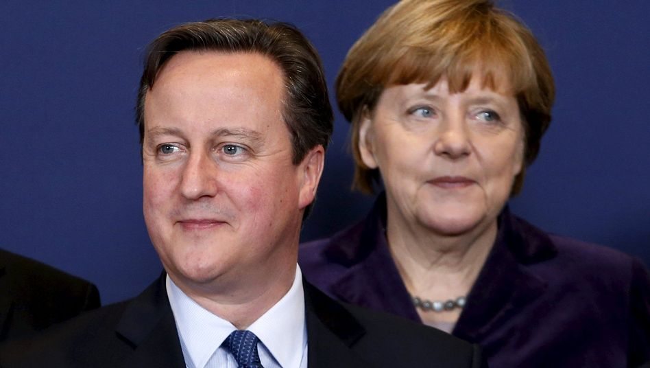 Her lips are sealed: Sources in Berlin say German Chancellor Angela Merkel will stay out of the Brexit debate as Prime Minister David Cameron has requested.
