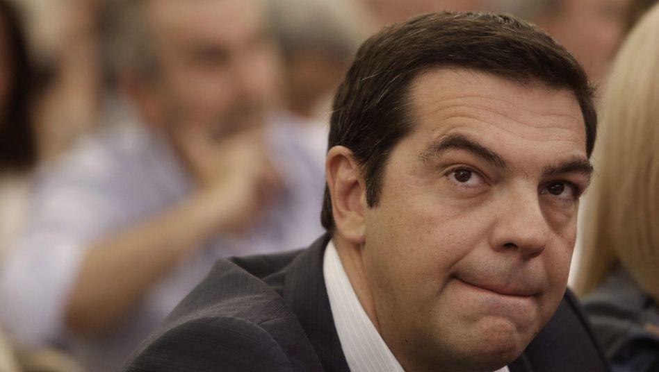 Alexis Tsipras: Sinkende Umfragewerte
