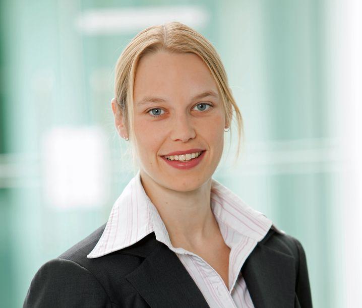 """Stephanie Weg: """"Nach dem MBA-Studium kann einen nichts mehr erschüttern"""""""