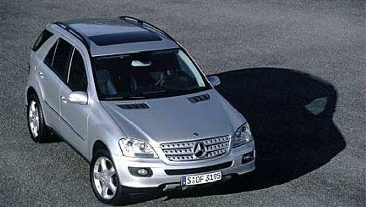 Mercedes-Benz M-Klasse: M wie Mehr-Wert