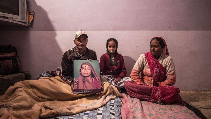 """Pharmatest in Indien: """"Hätte ich das bemerken müssen?"""""""