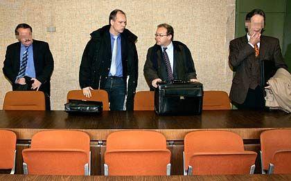 Angeklagte im Siemens-Prozess: Umfassende Zusammenarbeit