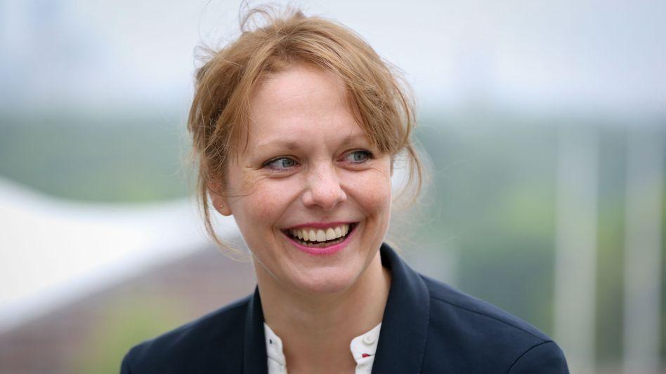 Regisseurin und Filmproduzentin Maren Ade