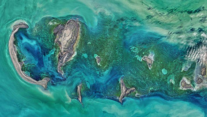Kaspisches Meer: Halb See, halb Meer