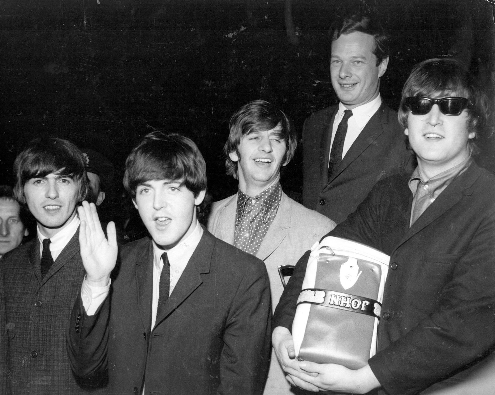 (FILE PHOTO) 50 Years Since Brian Epstein Became The Beatles Manager: A Look Back At Music Managers