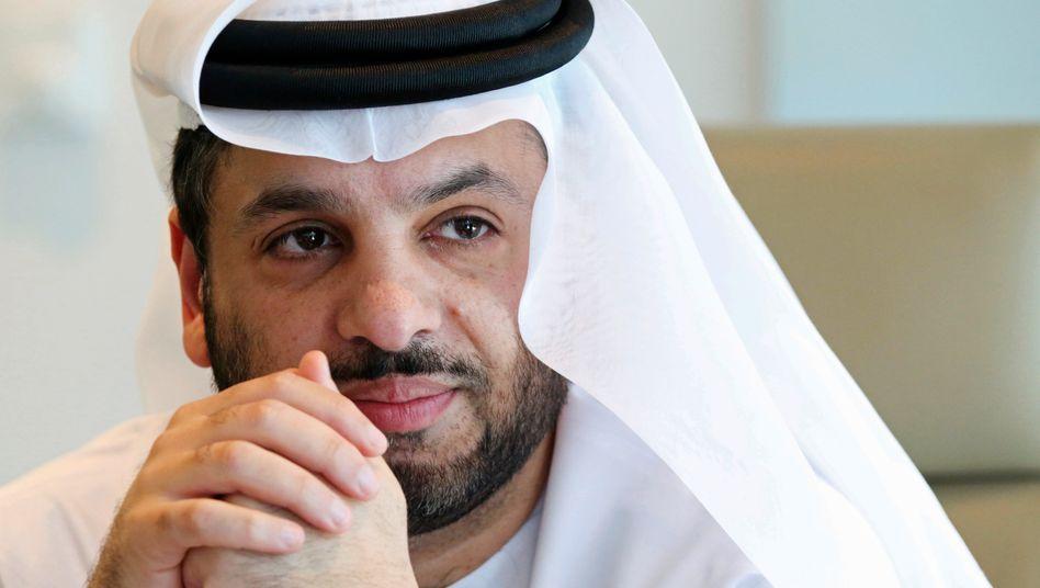 Edge-Chef Faisal Al Bannai: Ein R??stungsunternehmen der neuen Art