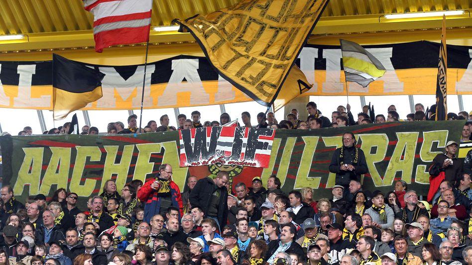 "Ultras Aachen: ""Lieber Parasit als Antisemit"""