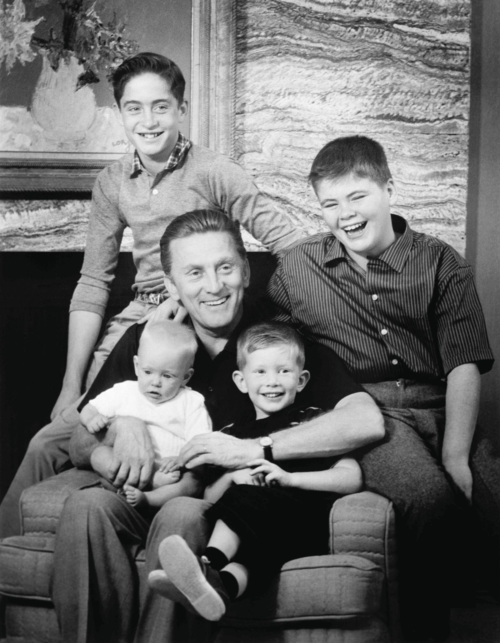 Kirk Douglas and Sons