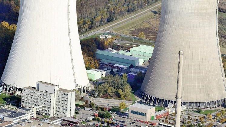 EnBW-Atomkraftwerk Philippsburg
