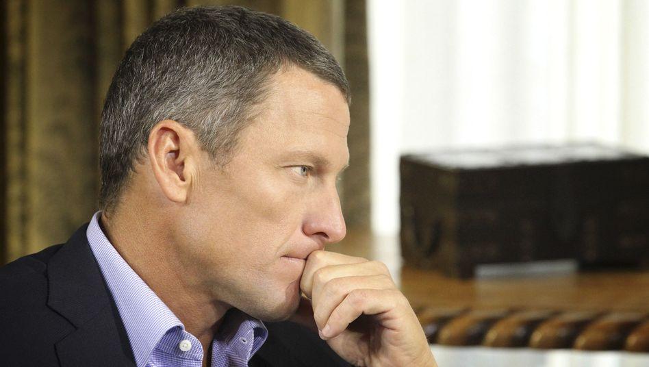 Dopingbeichte bei Oprah Winfrey: Armstrongs eiskaltes Geständnis
