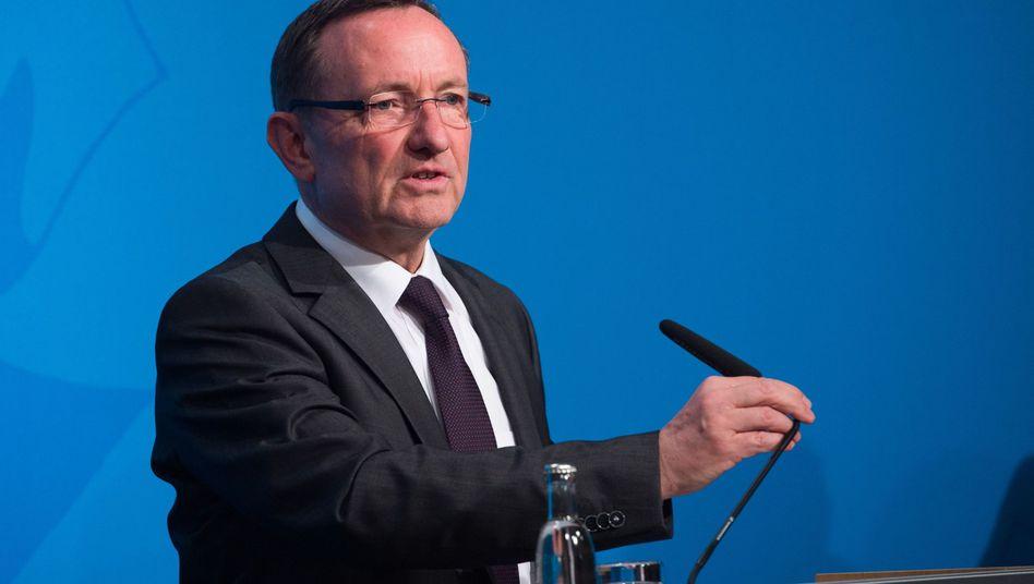 Thüringens Innenminister Poppenhäger: Geplanter Überfall auf 1.-Mai-Kundgebung
