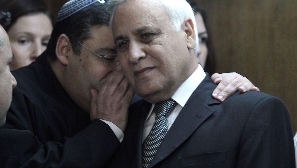 Prozess: Israels Ex-Präsident Katsav wegen Vergewaltigungverurteilt