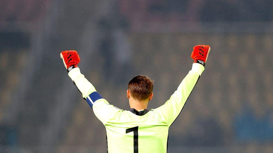 Das ging schnell: Manuel Neuer hält den WM-Titel für »realistisch«