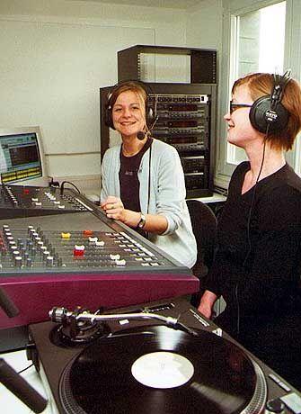 Noch in der Probephase, bald on Air: Kölner Campus-Funker