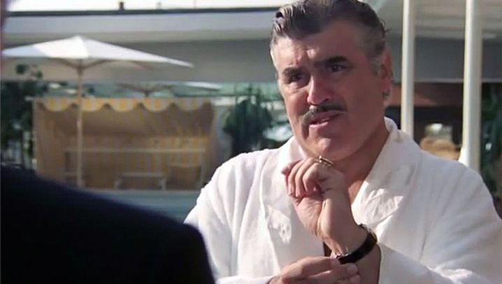 Mario Adorfs Karriere: Winnetou-Schurke, Mafioso, Kleberfabrikant