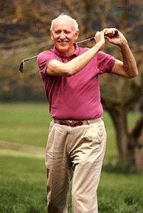 Rentner beim Golfspiel: Die wenigsten sorgen ausreichend vor