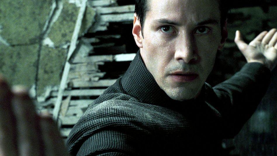 Keanu Reeves ist offenbar bereit, wieder den Neo zu geben