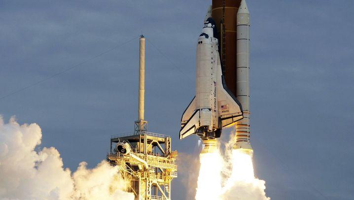 Voller Schub: Antriebstechniken für Raumschiffe