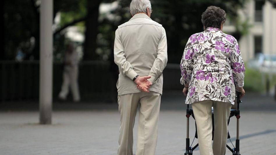 Rentner: Gleiche Rente für gleiche Lebensleistung