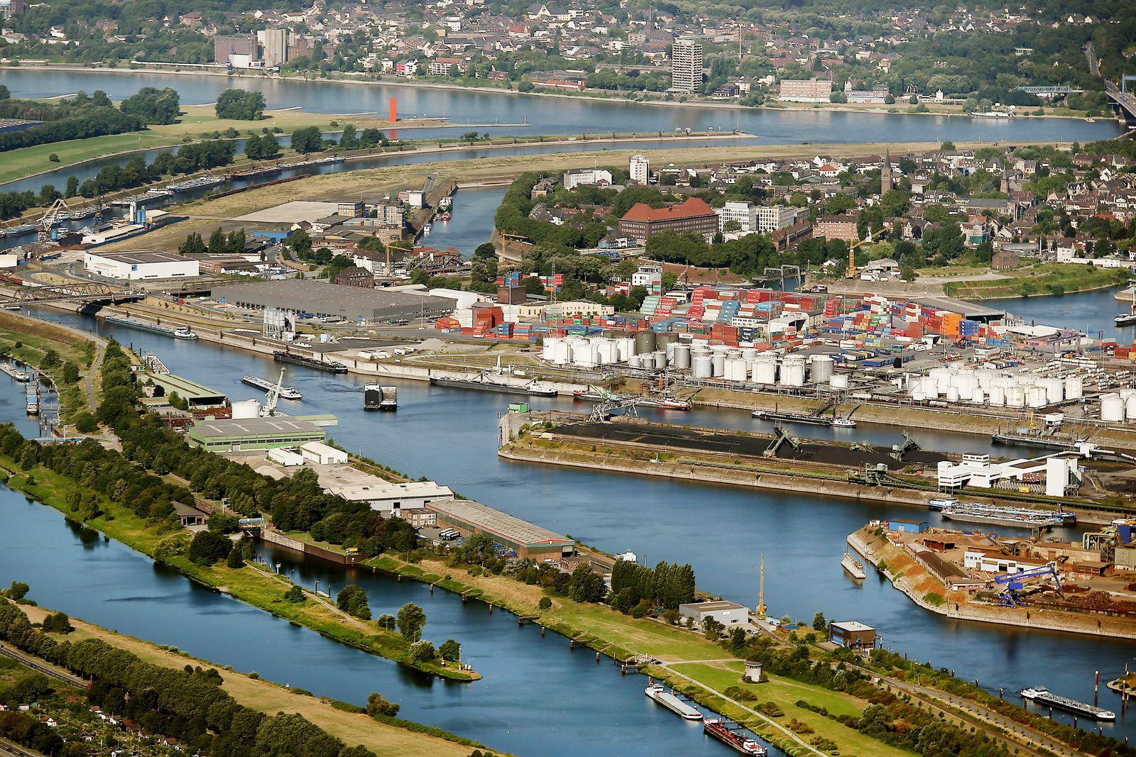 1 Stadt, 21 Fragen/ Duisburg