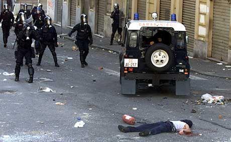 Nicht nur der Tod des Demonstranten soll jetzt untersucht werden