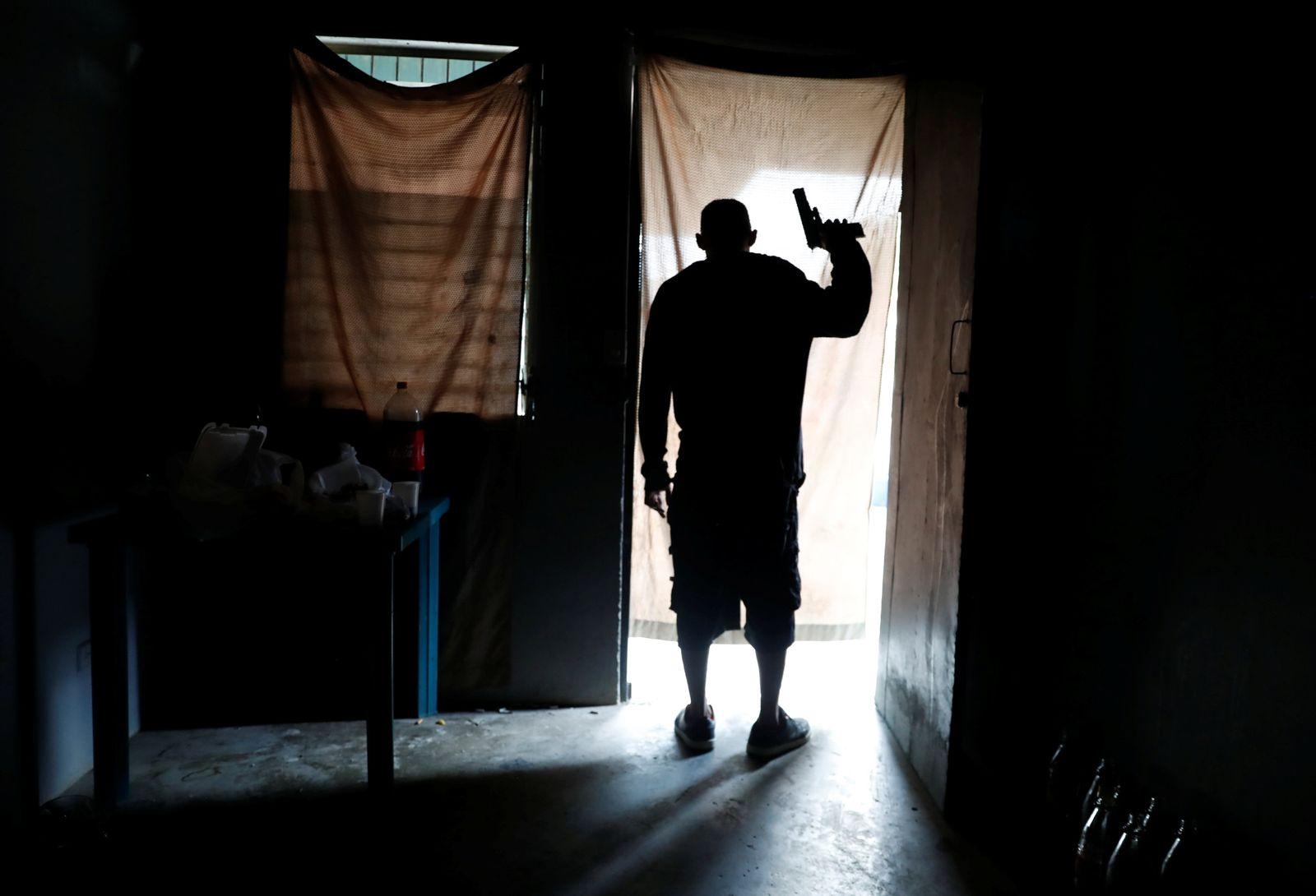 HONDURAS-VIOLENCE/