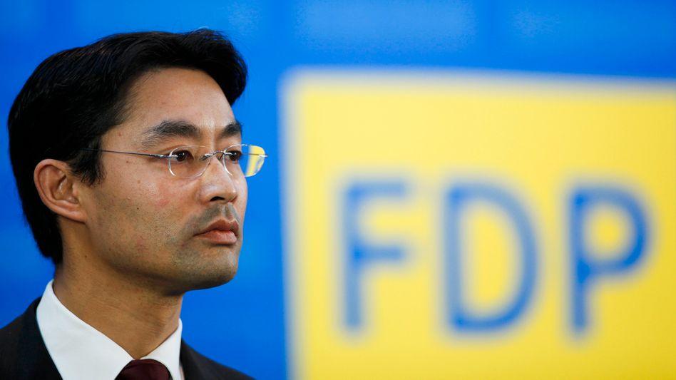 FDP-Chef Rösler: Schwierigste Situation aller Zeiten