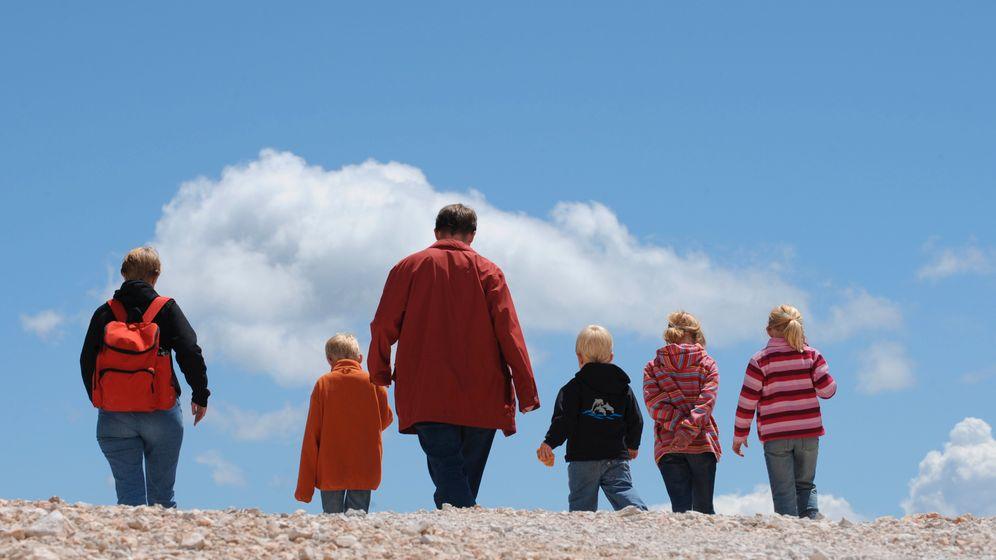 Elternstudie: Wunsch und Wirklichkeit klaffen auseinander