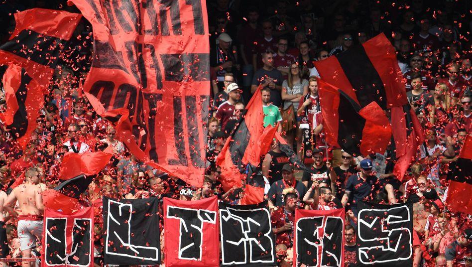 Ultras des 1. FC Nürnberg