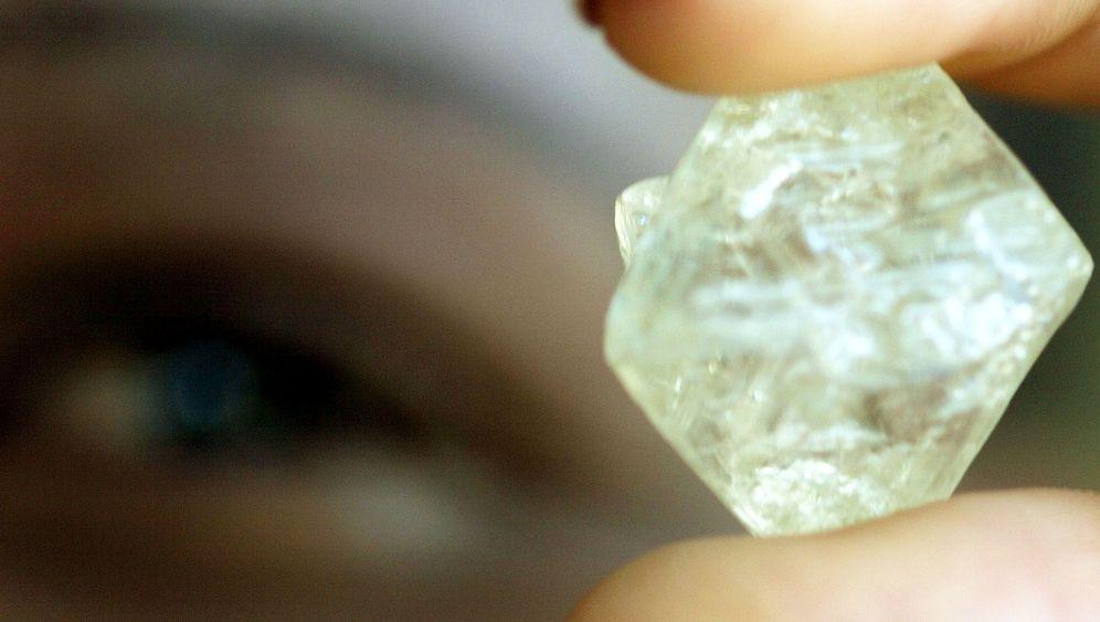 Rohstoffboom: Diamanten machen Botswana reich