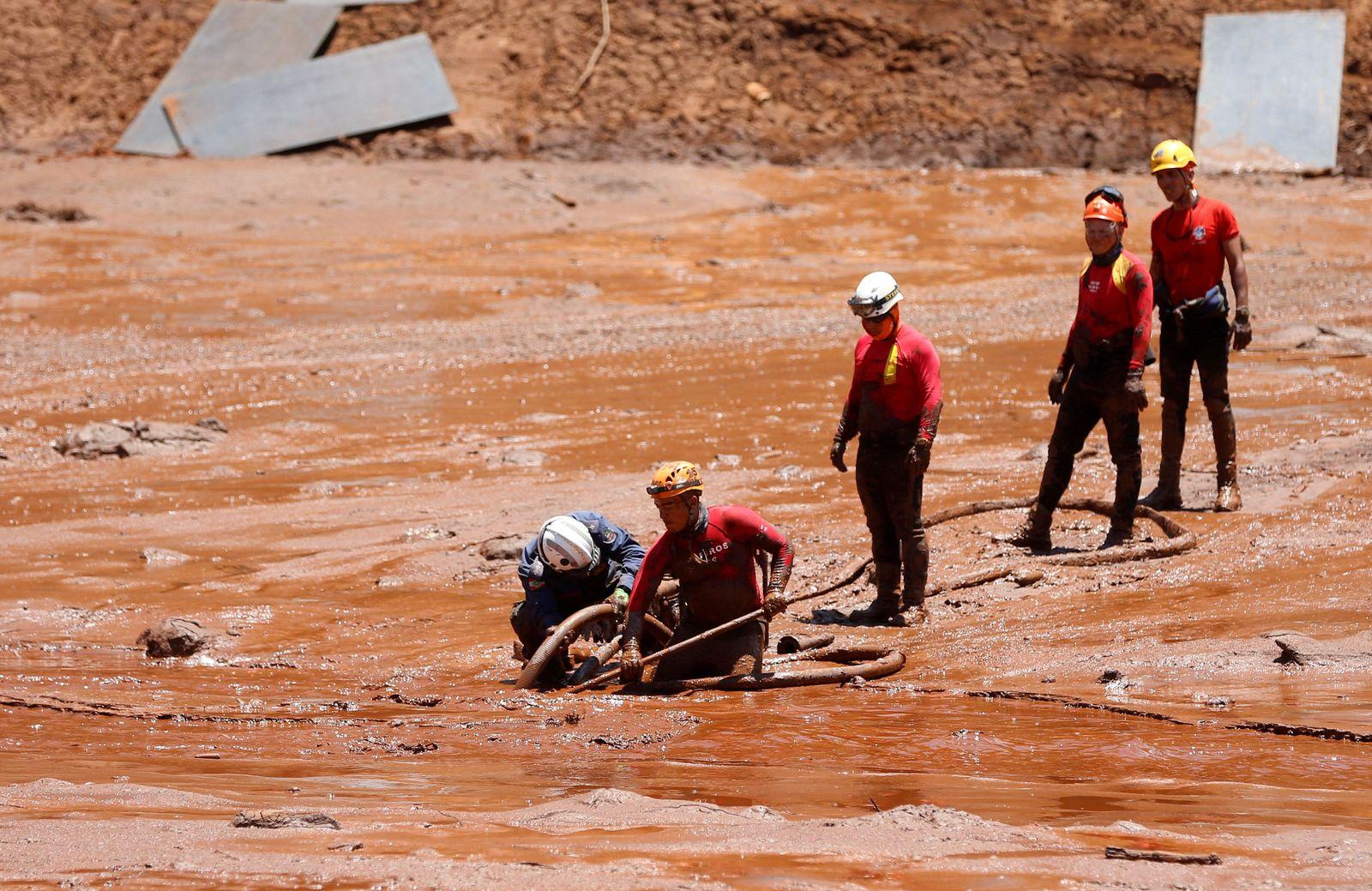 Brasilien Minenkatastrophe