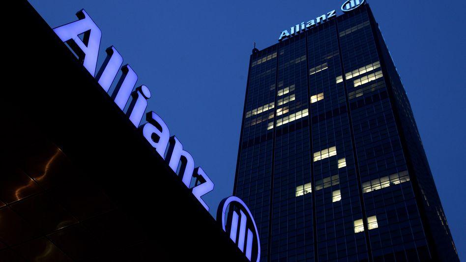 Allianz-Gebäude in Berlin: Rekordhalter der Nahrungsmittelspekulation
