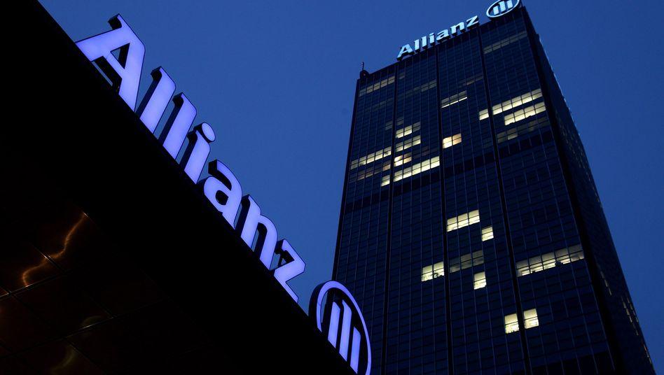 Allianz-Logo (Archiv)