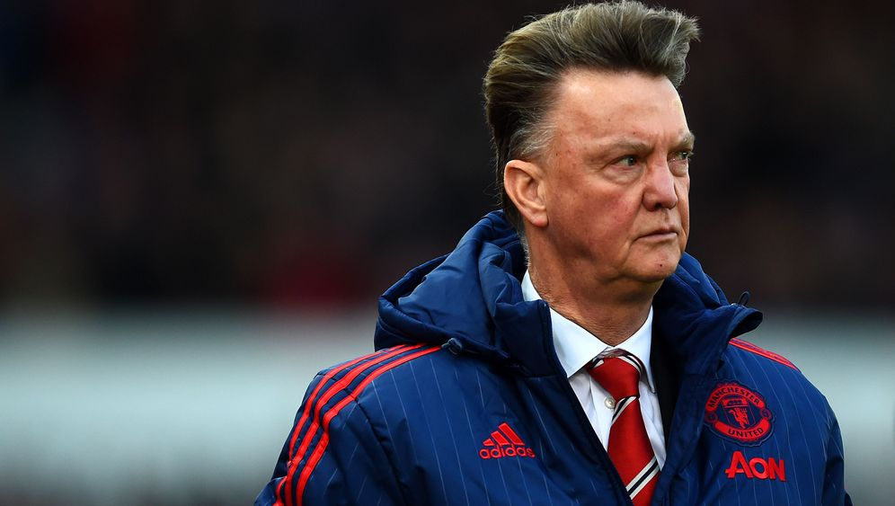 Premier League: Letzte Chance für van Gaal