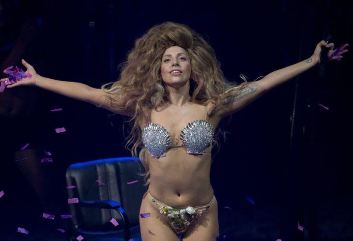 Glückloser Popstar Lady Gaga: Die Hits fehlen, der Ruhm blättert