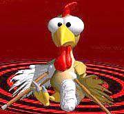 """Die """"Moorhuhnjagd"""" macht Sesselhelden zu Hühnerkillern. Trotzdem bleibt die Sache niedlich"""