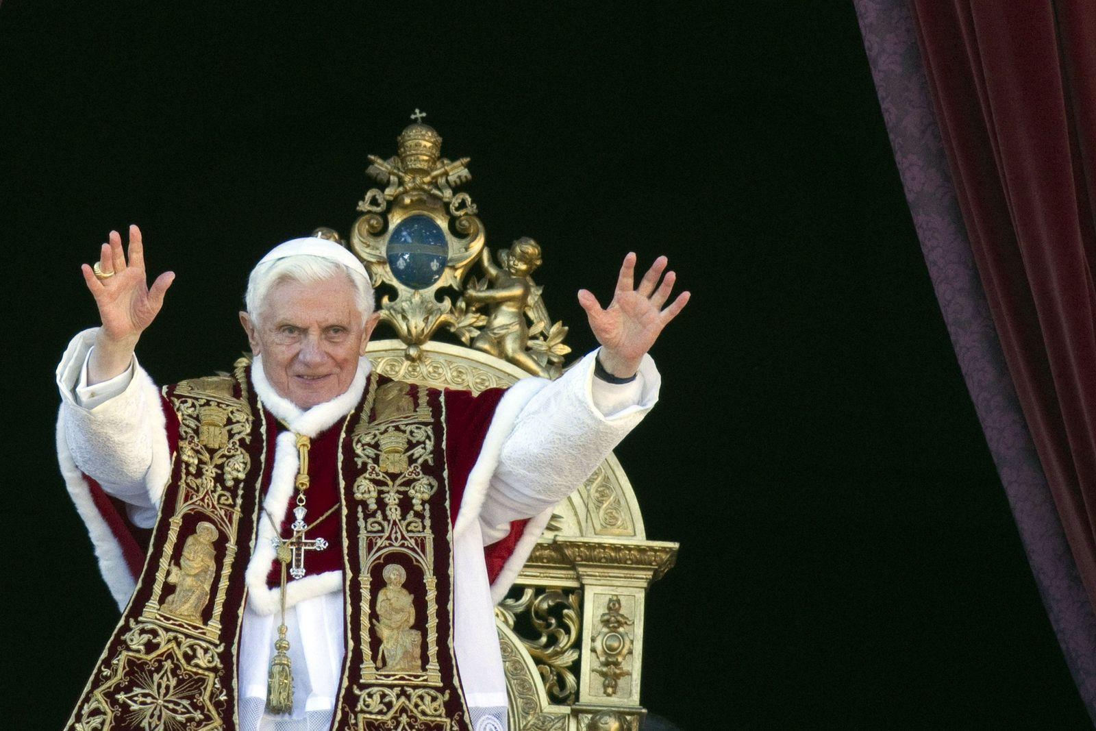 Vatikan / Papst / Urbi et Orbi