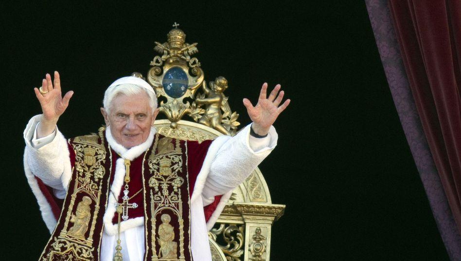 Papst Benedikt XVI.: Angeblicher Machtkampf um seine Nachfolge