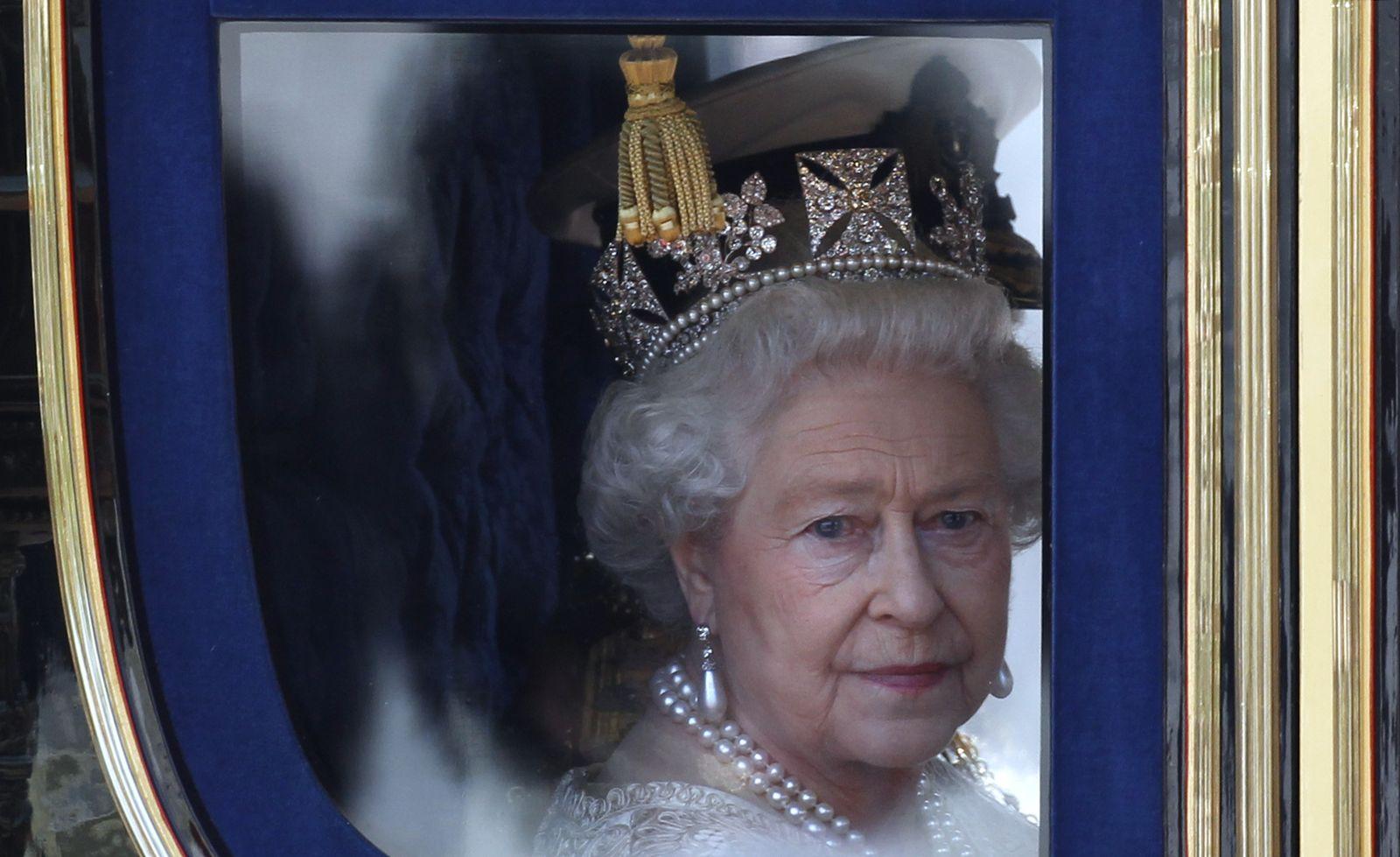 NACHRUF Queen Elizabeth II