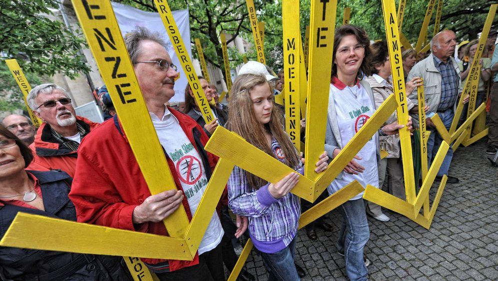 Bürger gegen Stromleitungen: Die Trassen-Brecher