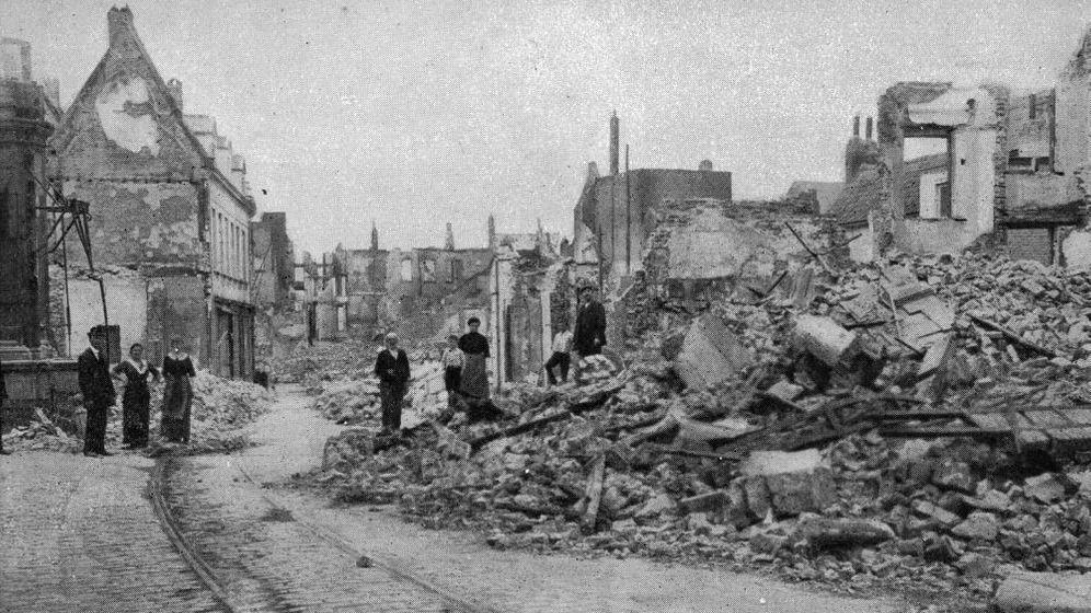 Angriff auf Lüttich: Der blutige Weg nach Frankreich