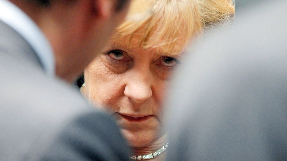 Chancellor Merkel will have to fight harder to keep her job than she had hoped.