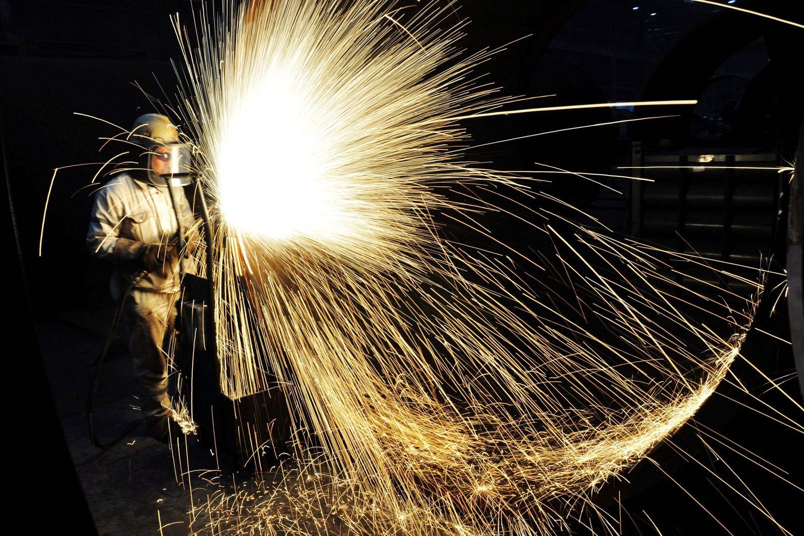 China Handel Stahl