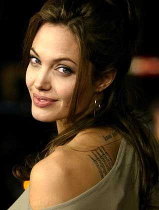 Schauspielerin Angelina Jolie: Keine ist so aufregend wie sie