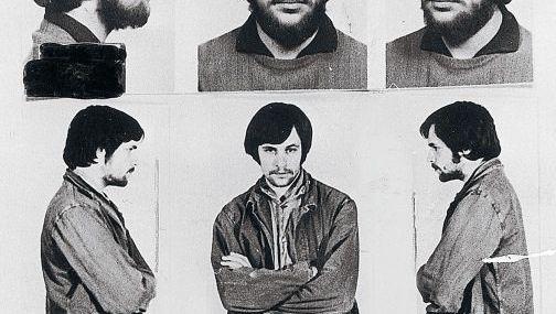 Heißler-Polizeifotos, 1975