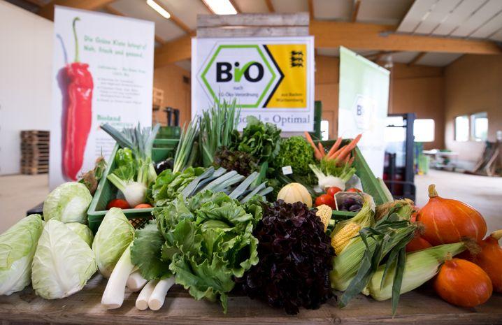 Bioland-Gemüsehof