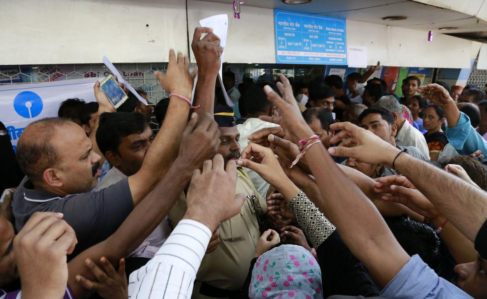 India Currency Overhaul