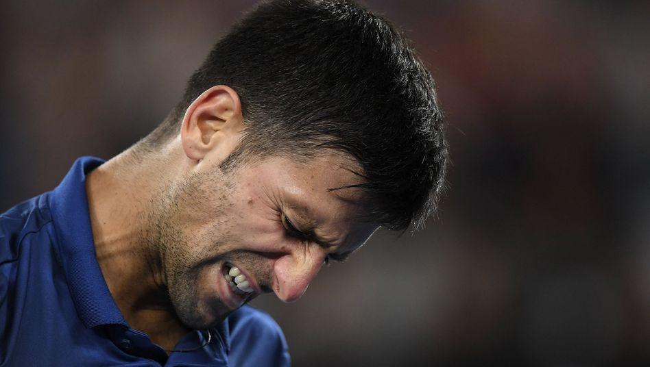 Novak Djokovic, leidend